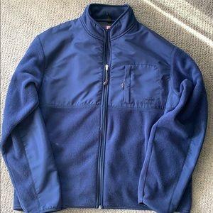 Chaps Blue Fleece Jacket